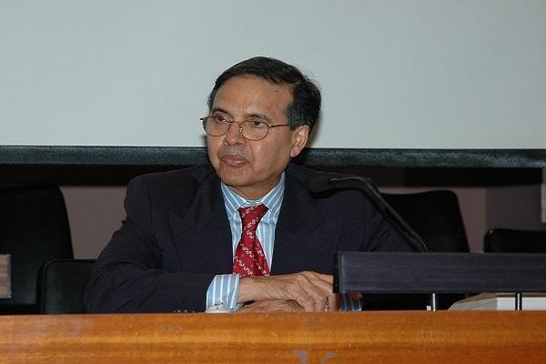 Sarbuland Khan, Executive Coordinator-UNGAID