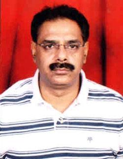 Manoj Gilra AVP, Mahindra Satyam