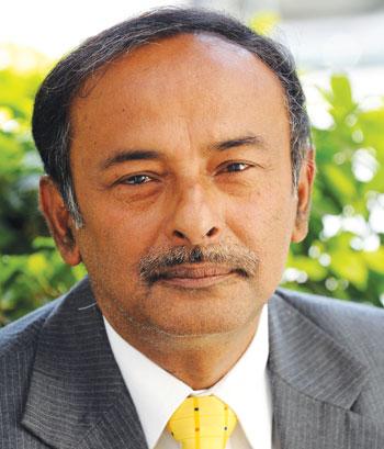 S K Basu, Vice President, NIIT Technologies