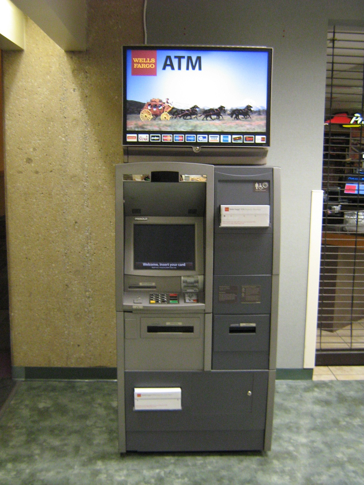 history of automated teller machine Withdraw cash at more than 1,200 atms islandwide waiver of fee charges for  cash withdrawals made at ocbc atms has been extended till 31 december.