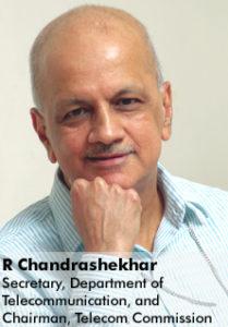 R Chandrashekhar