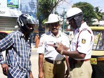 Haryana Traffic Police challan online payment