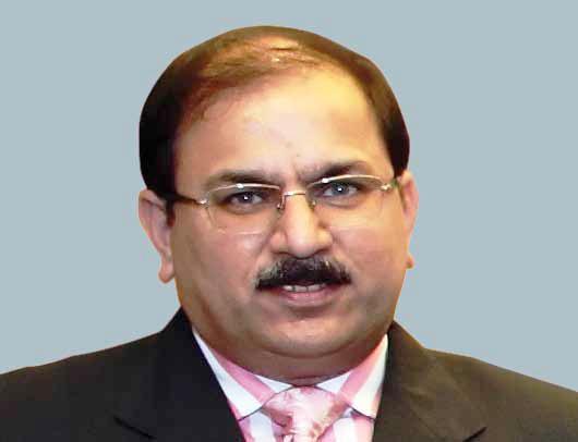 Arvind Mehrotra