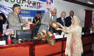 Rukhsana Imtiaz, Chairperson, Comtech Group,