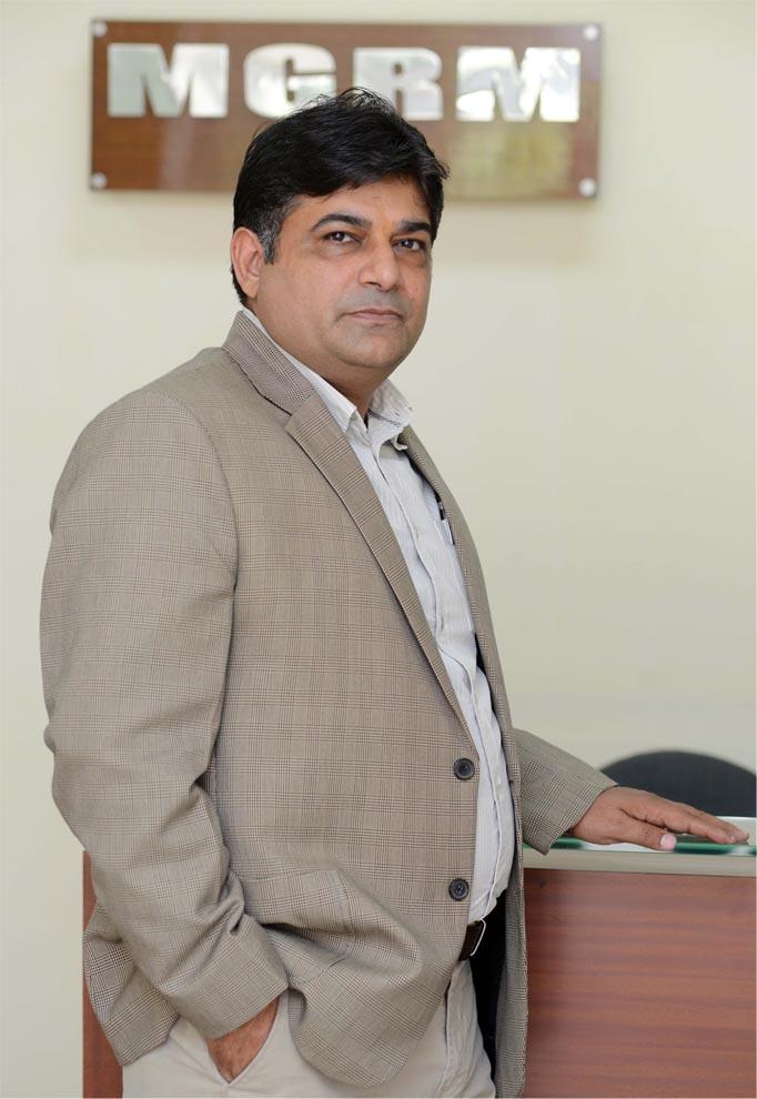 Rajesh Bagga, MGRM