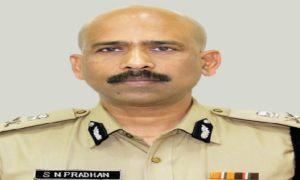 S N Pradhan IPS