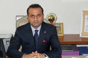 Shaida Mohammad Abdali, Ambassador of the Islamic Republic of Afghanistan to India