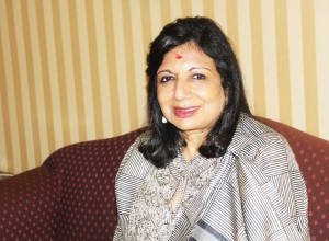 Kiran Mazumdar Shaw, Chairman & Managing Director of Biocon Limited