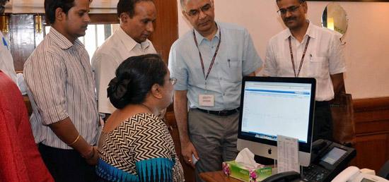 e-Office launch