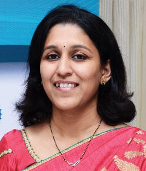 Harshala Chandorkar,