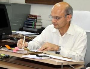 K K Sharma, IAS 83