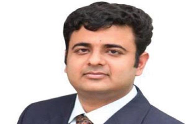 Narayana Menon, Director-Marketing, APAC, Middle East & North America, Sanovi Technologies Pvt Ltd