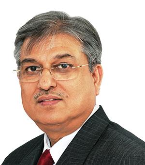 Dr A K Balyan