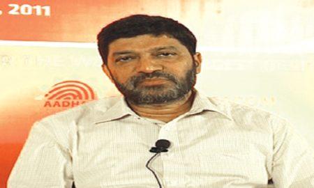 Dr Ashok Dalwai, Deputy Director General, UIDAI, Bangalore
