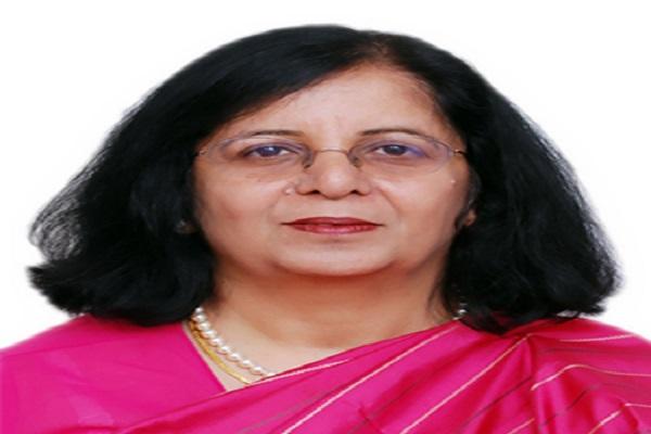 Dr Neena Pahuja, Director General, ERNET