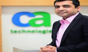 Prashant Chaudhary, Sr Director, Sales-Government, CA Technologies