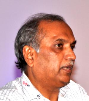Dr M Samsuddin