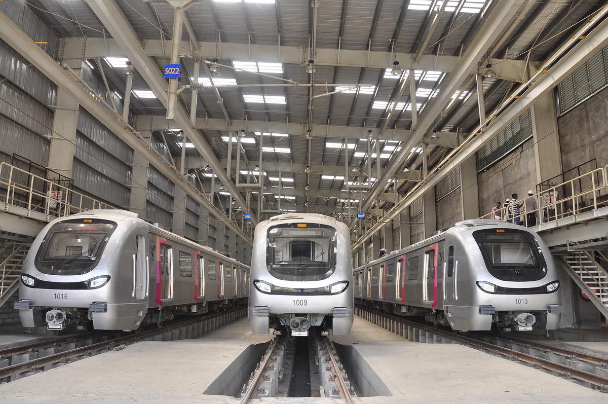 Sadbhav Engineering JV declared L1 bidder for GMRC metro