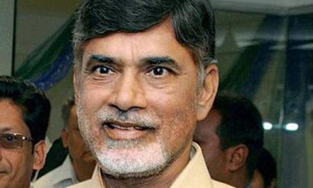 Andhra CM Chandra Babu Naidu