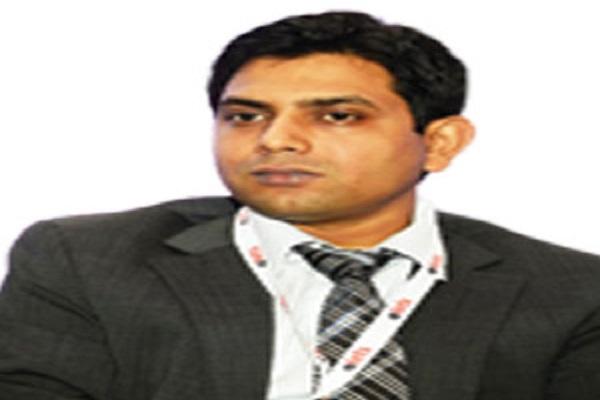 K P Saha, Managing Director, Senrysa Technologies Pvt Ltd