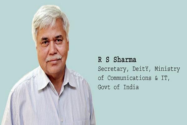 Ram Sewak Sharma, IAS