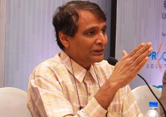 Suresh Prabhu, Railway Minister