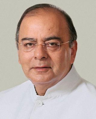 Arun Jaitely, Finance Minister, India