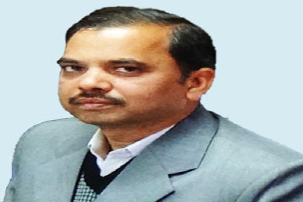 Mritunjay Kumar Narayan, Commissioner, Commercial Taxes Department