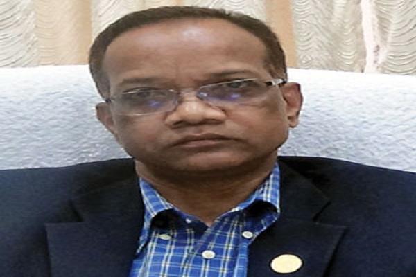 Patric Barla, Banking Ombudsman, Bihar and Jharkhand