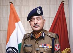 Banshi Dhar SharmaDirector General, Sashastra Seema Bal (SSB), Ministry of Home Affairs, Government of India