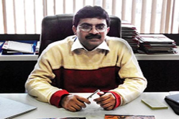 M Selvendran, Managing Director, Madhya Pradesh State Electronics Development Corporation Ltd