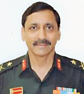 Maj Gen Anurag Gupta
