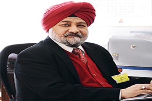 Dr Nirmaljeet Singh Kalsi