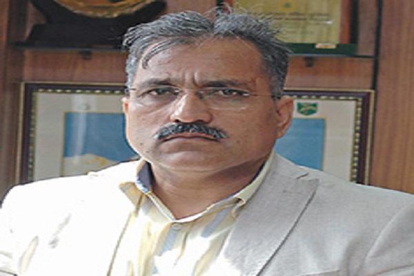 Raja Babu Singh, Inspector General (Training), ITBP