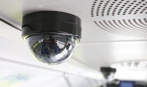 CCTVs in buses