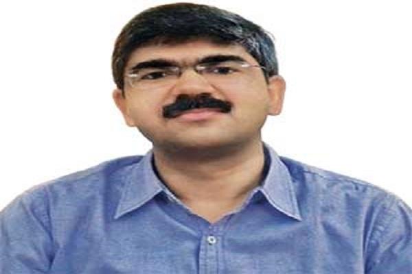Ajeet Kumar, Mission Director, SSSM, Directorate of Social Justice, Government of Madhya Pradesh