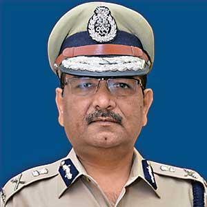 Muktesh ChanderSpecial Commissioner, Delhi Police (Traffic)