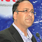 Anand Ramamoorthy, Director, Consumption Sales, Intel India