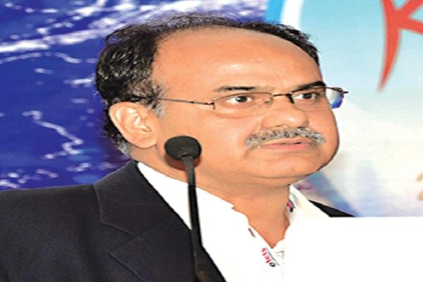 Dr Ajay Bhushan Pandey, Deputy Director General, UIDAI, Mumbai