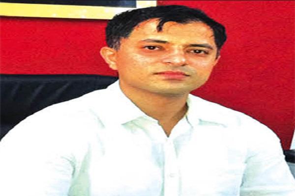 Dr Sadanand Date, Assistant Inspector General of Police (Police Modernisation), Government of Uttarakhand
