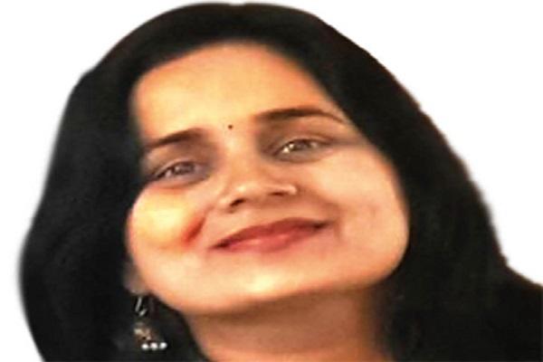Radhika Jha, Secretary, Higher Education, Government of Uttarakhand