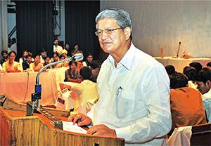 Shri Harish Rawat, Hon'ble Chief Minister of Uttarakhand