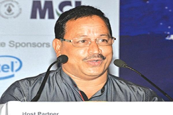 Subhash Phal Dessai, MLA & Chairman, Info Tech Corporation of Goa Ltd