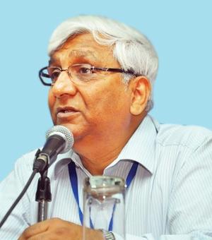 Ashis Sanyal, Former Consulting Editor, eGov