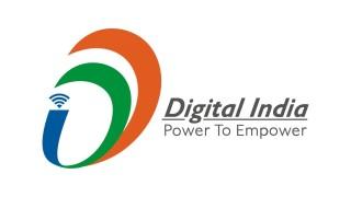 Digital India logo in jpg file