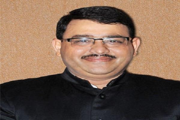 Hari Ranjan Rao, Secretary, Department of Information Technology, Government of Madhya Pradesh