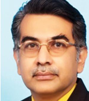 Dr P S N Rao, Chairman, DUAC and Professor & Head, SPA, New Delhi