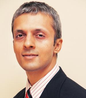 Pradeep Nair, Managing Director, Autodesk (India)