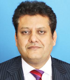 Sanjay Bansal, Chairman and Managing Director, Business Octane