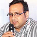 Saurabh Bhagat, Secretary, Department of Consumer Affairs & Public Distribution, Government of Jammu & Kashmir